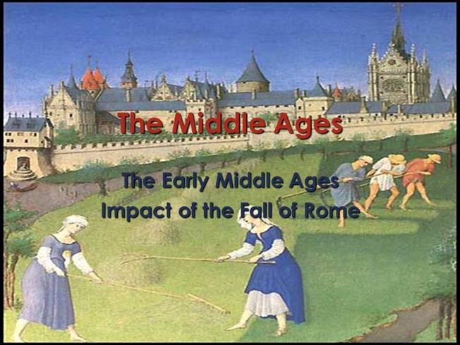 THE EARLY MIDDLE AGES EPUB