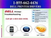 1_855-662-4436 DELL Printer Drivers/Driver Installation
