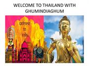 Car and Coaches Rental in India To Thailand Tour Packages