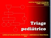 01 TRIAGE EN PEDIATRIA