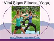 Personal Trainer NYC - Vital Signs Fitness, Yoga, Coaching NYC