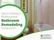 Bathroom Remodeling Contractors in San Diego - How to Choose!