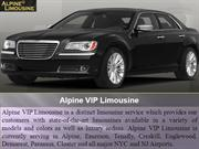 Limousine and Luxury Car Services in NJ