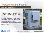 Infinitas Fuel-less  Power Station Product Presentation (ppt)