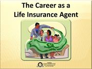 Life Insurance Agents' Career-2015