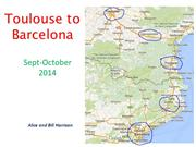 Toulouse to Barcelona