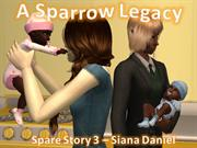 A Sparrow Legacy! Spare Update 3 - Siana Daniel