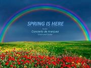 1-Spring is here