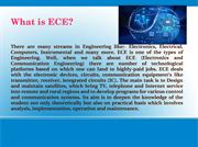 Get 6 months Industrial Training For ECE