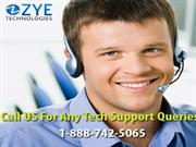 Technical Support for Computer Problems