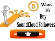 How Buy Real SoundCloud Followers Helps to Reach New Audience?