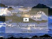 holy is thy lord