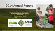 KACEE 2014 Annual Report