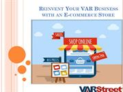 Reinvent Your VAR Business