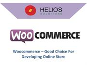 Woocommerce – Good choice for developing online store