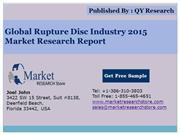 Global Rupture Disc Industry 2015 Market Outlook Production Trend Oppo