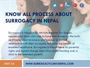 Surrogacy in Nepal Now Available For Singles, Gays and Couples