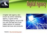 Digital Agency for increasing your online visibility
