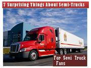 About Semi-Trucks