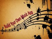 Music Player App SourceCodes  for iOS