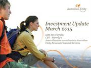 Investment Update - March 2015 Final 2