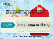 How to Get Stores to Sell Your Product | 888-760-3959 | SteveMalls.com