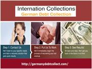 Germany debt collecting services