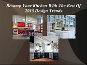 Best Kitchen Design Trends 2015