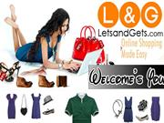 online shopping in india, online jeans wears in india - LetsandGets