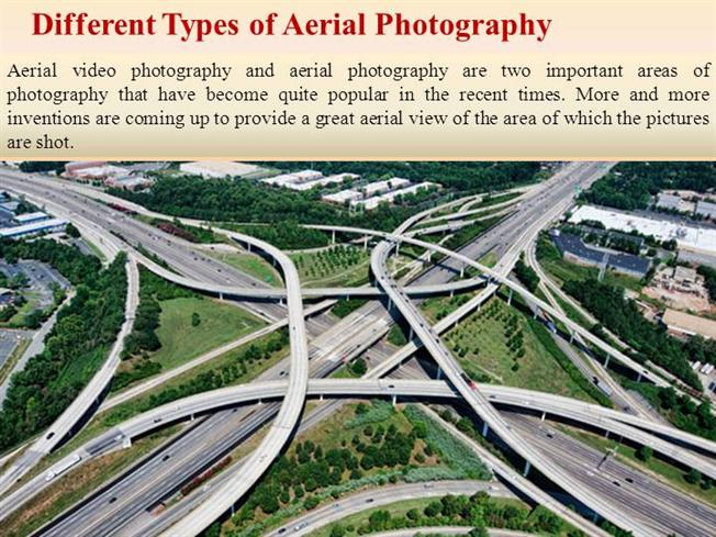 Different Types of Aerial Photography |authorSTREAM