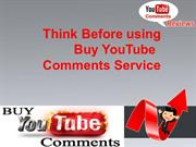 Think Twice Before Using Get YouTube Comments Service