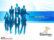 Features of Microsoft Sharepoint development