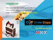 order-zapp order cakes-sweets online