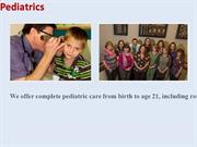 Keystone Pediatrics for Children