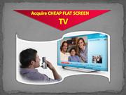 Flat screen TV deals: Here's The Right Choice For You
