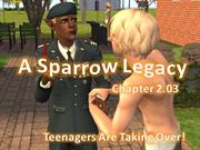 A Sparrow Legacy! Chapter 2.03