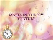 Malta_in_the_20th_century