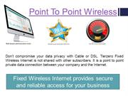 Fixed Wireless Provider