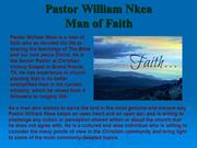 Pastor William Nkea_Man of Faith