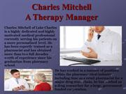 Charles Mitchell of Lake Charles_A Therapy Manager