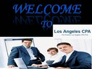 CPA Firms in Los Angeles