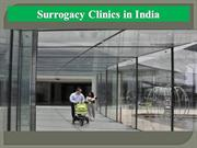 Surrogacy Clinics in India - Surrogacy Cost in India