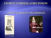 Childe Harold_George Gordon Lord Byron