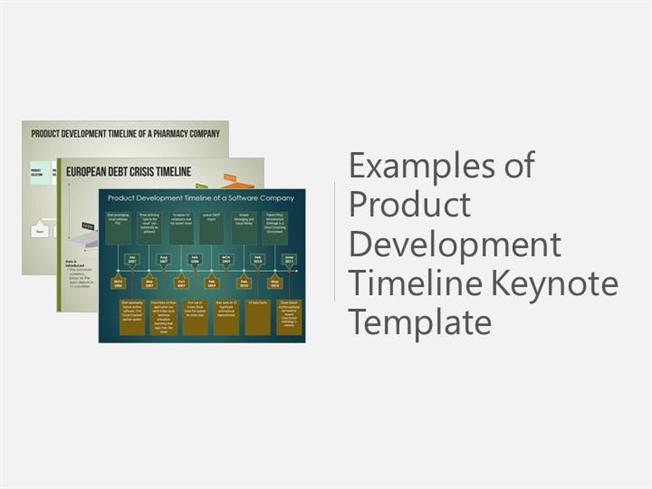 Product Development Timeline Keynote Template |Authorstream