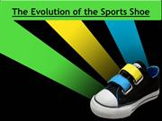 The Evolution of the Sports Shoe