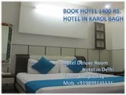 Delhi Hotel Booking Tips- Budget Hotels in Karol Bagh near Metro