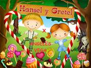 angeles hansel y gretel