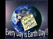 Earth Day! April 15, 2015