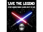 Live the Legend Stunt Sabers Bring Classic Sci-Fi to Life