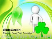 FEAST OF ST PATRICK HOLIDAY POWERPOINT TEMPLATE